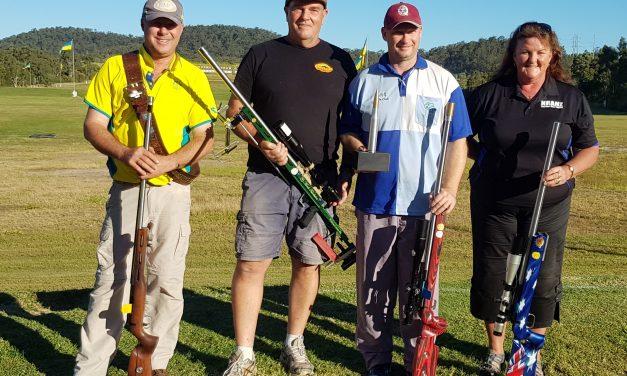 Natives Rifle Club Prize Meeting